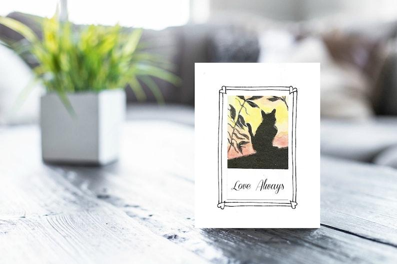cat memorial sympathy card unique homemade cards for cat