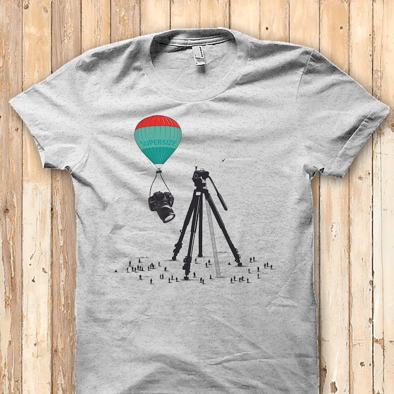 Supersize Cam Attraction  Shirt image 0