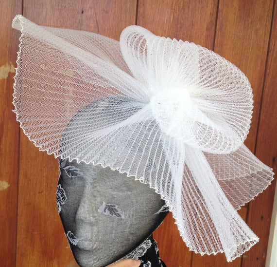 For fascinators HB010 Headband Narrow Satin hats /& craft use
