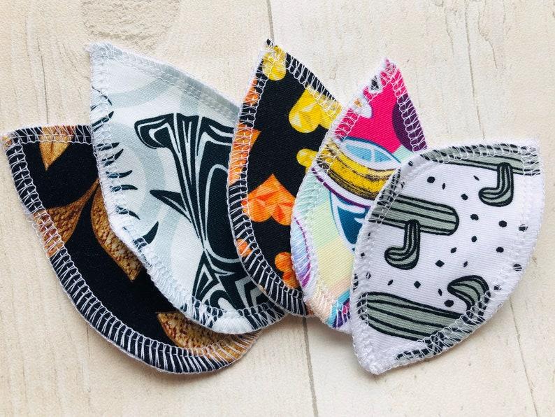 Mystery bundle 5 interlabial petal leaf menstral pads free shipping uk