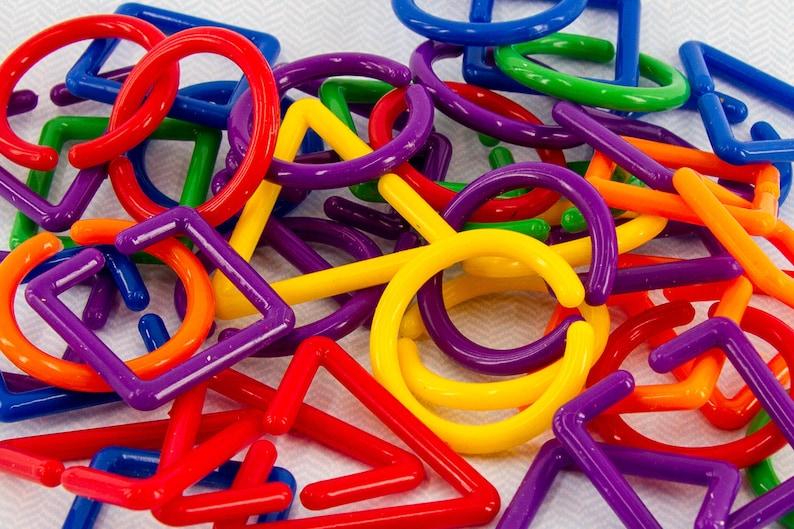 Geo Links - Bird Toy Sugar Glider Toy Parts