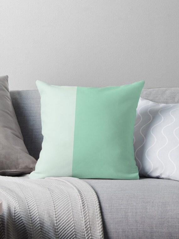 Super Mint Pillows Mint Throw Pillows Free Shipping Size 20 X 20 18 X 18 24 X 24 16 X 16 Uwap Interior Chair Design Uwaporg