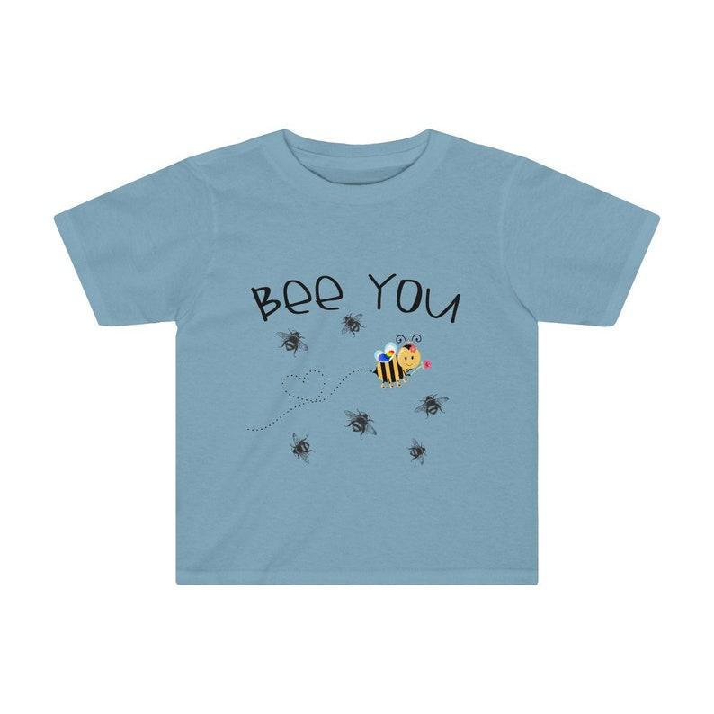 Bee You Toddler Tee