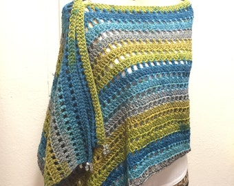 Meadow Walk Prayer Shawl Pattern
