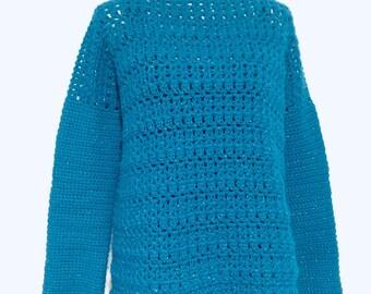 Oversized Eclipse Sweater Pattern