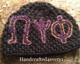 Fraternity/Sorority Beanie