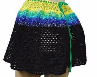 Crochet Essequibo Mini Skirt Pattern
