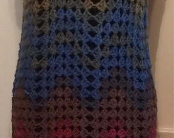 Rainbow Chimera Dress