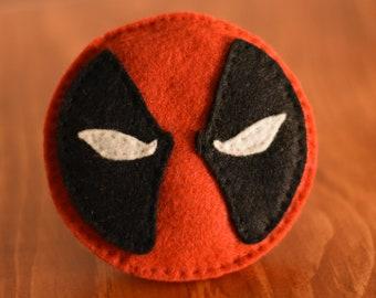 Deadpool Catnip Toy