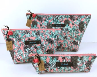Kashzale Cosmetic Bags