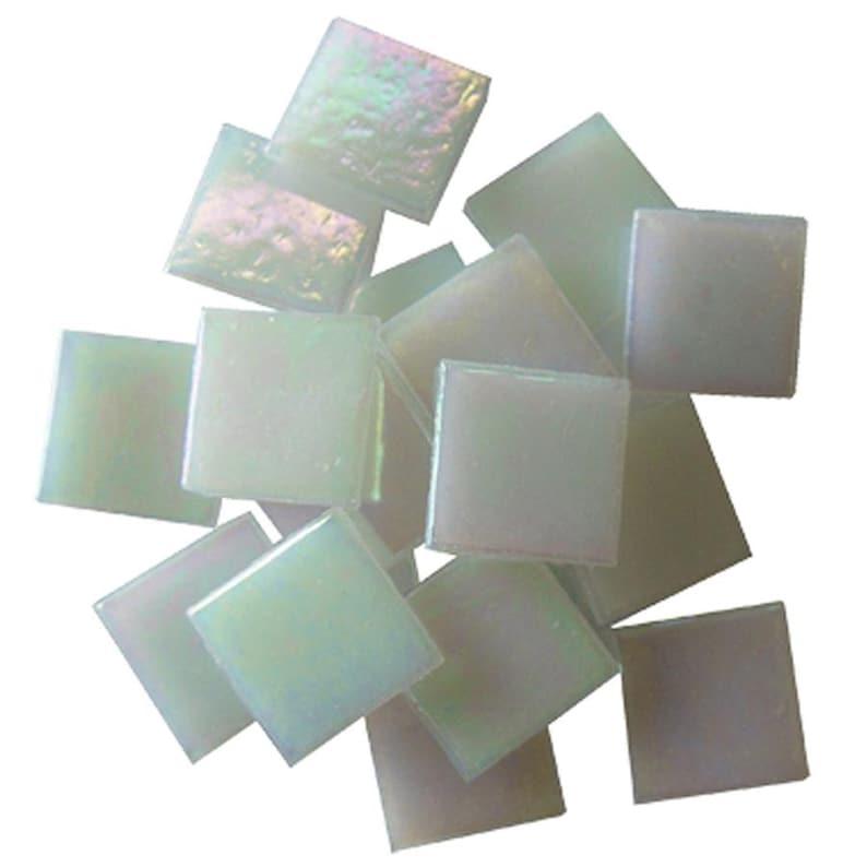 34 Iridescent Venetian Glass Mosaic Tiles Single Colors and Mixes