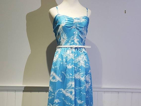 80s Summer Dress; Summer Dresses for Women; 80s D… - image 4