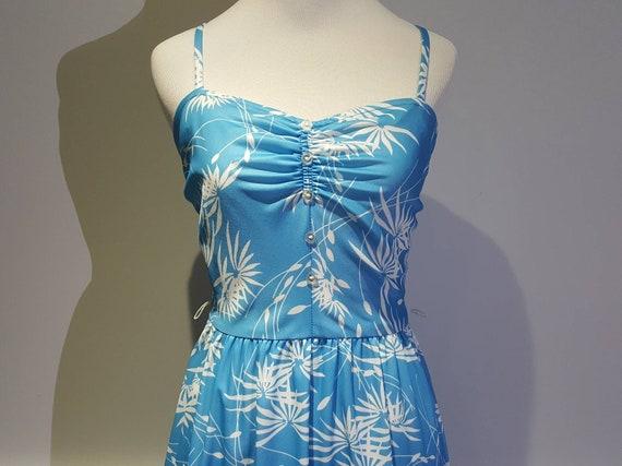 80s Summer Dress; Summer Dresses for Women; 80s D… - image 2