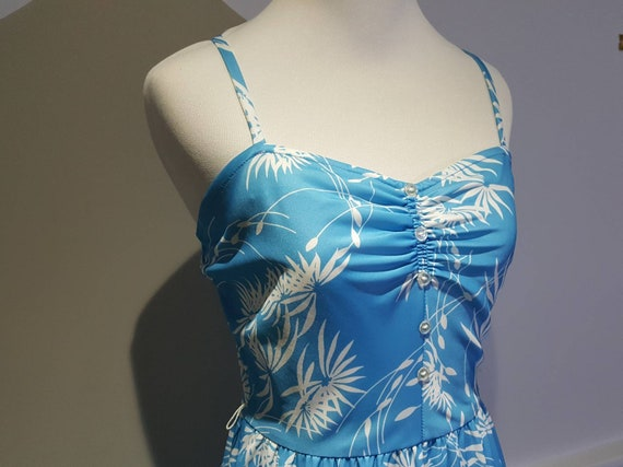 80s Summer Dress; Summer Dresses for Women; 80s D… - image 5
