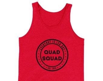 Quad Squad Unisex Tank