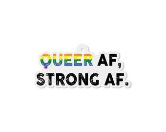 Queer AF Charm