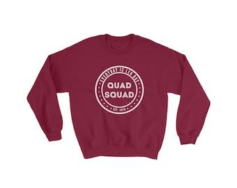 Quad Squad Pullover