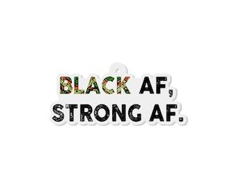 Black AF Charm