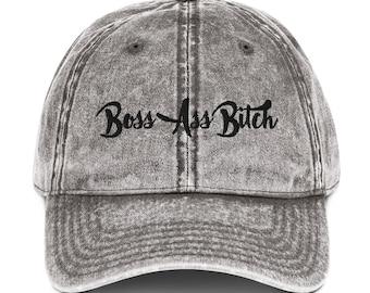 Boss Ass Bitch Hat