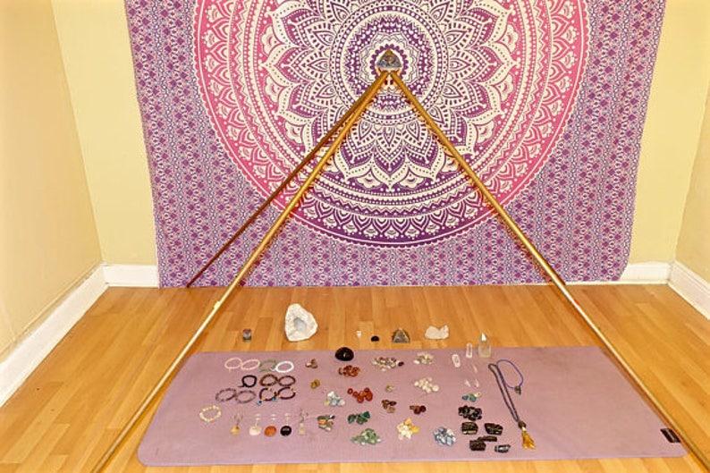 Inner Power Stone 8 mm Beads Bracelet Lapis Lazuli Buddha Meditation Reiki Chakra Yoga Gift Crystal Healing Natural Quartz Handmade