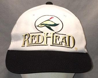 78881139565 Vintage Sports Hats For Men Red Head Duck Hunting Snapback Hat Bass Pro  Shops Fish Fishing Caps White Black Baseball Cap Hat T88 MA8058