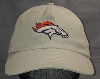 Vintage Baseball Cap Denver Broncos NFL Football Sports Logo Hat  Embroidered Horse Hats For Men T89 N7158 d01c94dfd