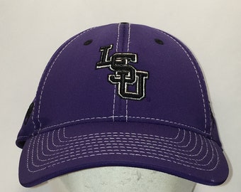 wholesale dealer 532ad b8a87 greece new era lsu tigers womens purple vintage flair 9twenty adjustable hat  4a233 e3d2d  where can i buy vintage lsu hat louisiana state university  tigers ...