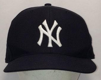 15759679937d9c NY Snapback Hat Black White New York Yankees MLB Baseball Cap Wool Blend  Sports Caps Hats Cool Dad Birthday Gifts For Men T63 MA8047