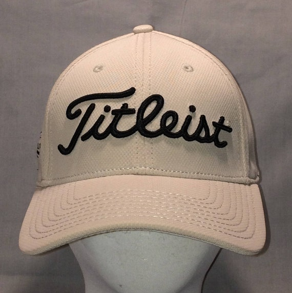 Titleist Golf New Era Baseball Cap Vintage Golfing Hats  76e3a6b5910