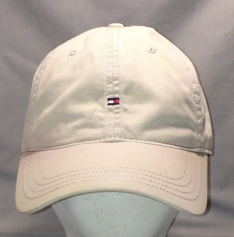 2347b212 Vintage Tommy Hilfiger Baseball Cap Fashion Designer Strapback | Etsy