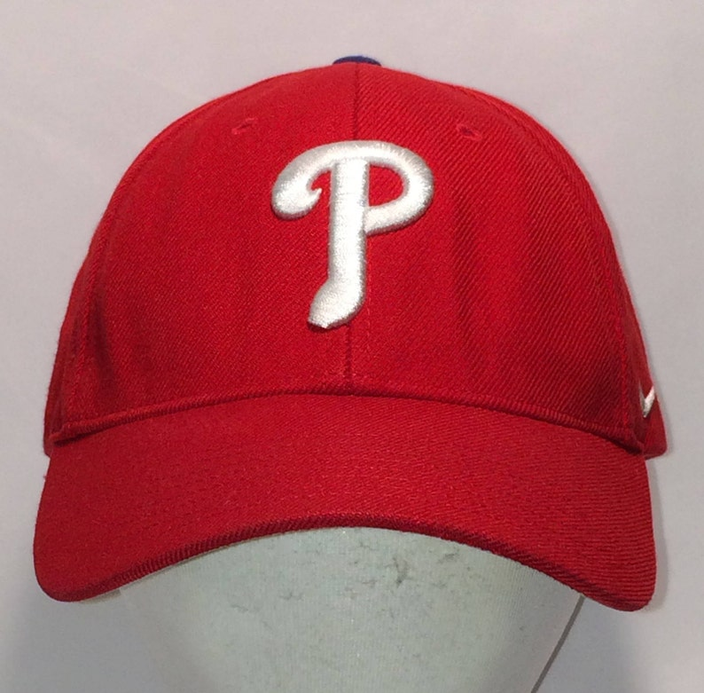 ca8e0643cd3fd Vintage Hats Philadelphia Phillies MLB Baseball Cap Nike