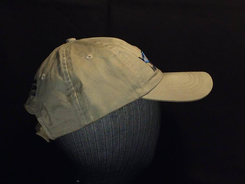 a4e48fc22 Vintage Fishing Hat HBGFC Houston Big Game Fishing Club Baseball Cap  Swordfish Sailfish Unstructured Baseball Caps Dad Hats T58 JL7161