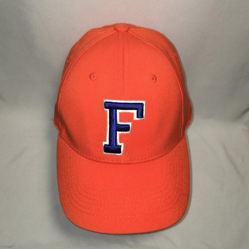 7c92aa4ef6453 Vintage University Of Florida Gators Hat NCAA College Baseball