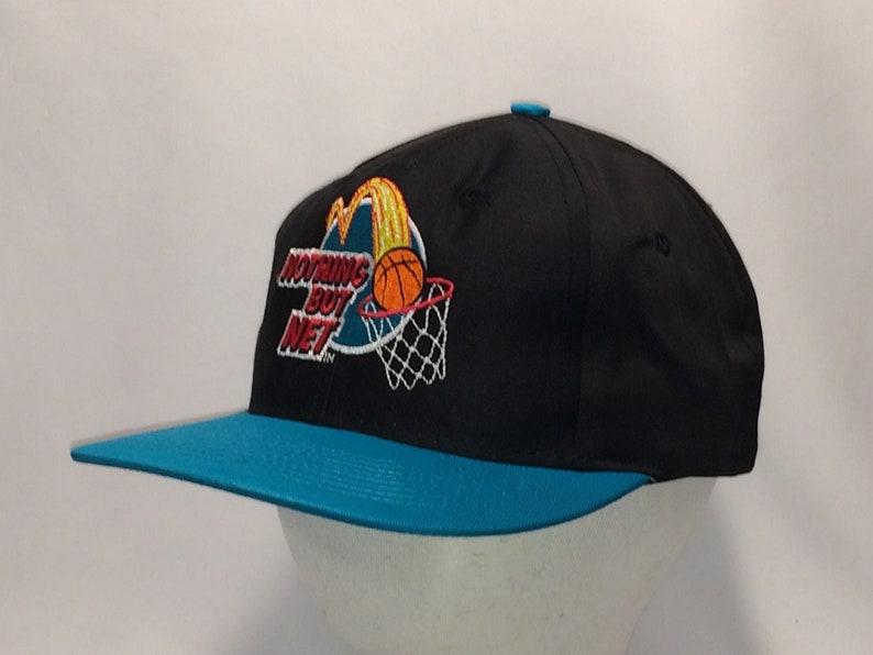 2e141361ec6 Vintage Snapback Hats McDonalds Hat Retro Baseball Cap Larry