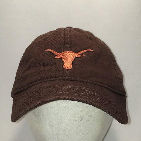 d002e4115647c ... order vintage university of texas longhorns hat brown orange etsy fb983  66fab