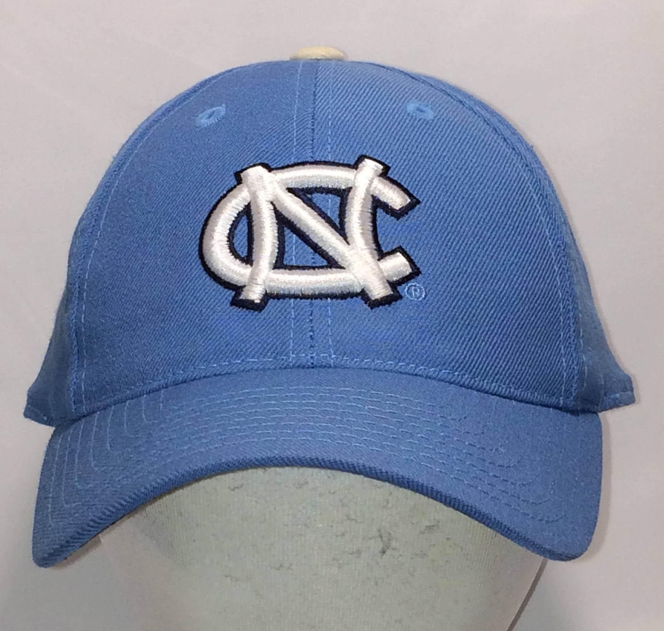 Vintage UNC Tar Heels Baseball Cap Hat NCAA Basketball  cbd4110a738