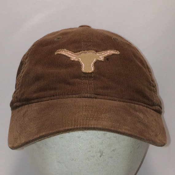 3997addbe27 ... discount vintage university of texas hat distressed longhorns logo etsy  25523 324db