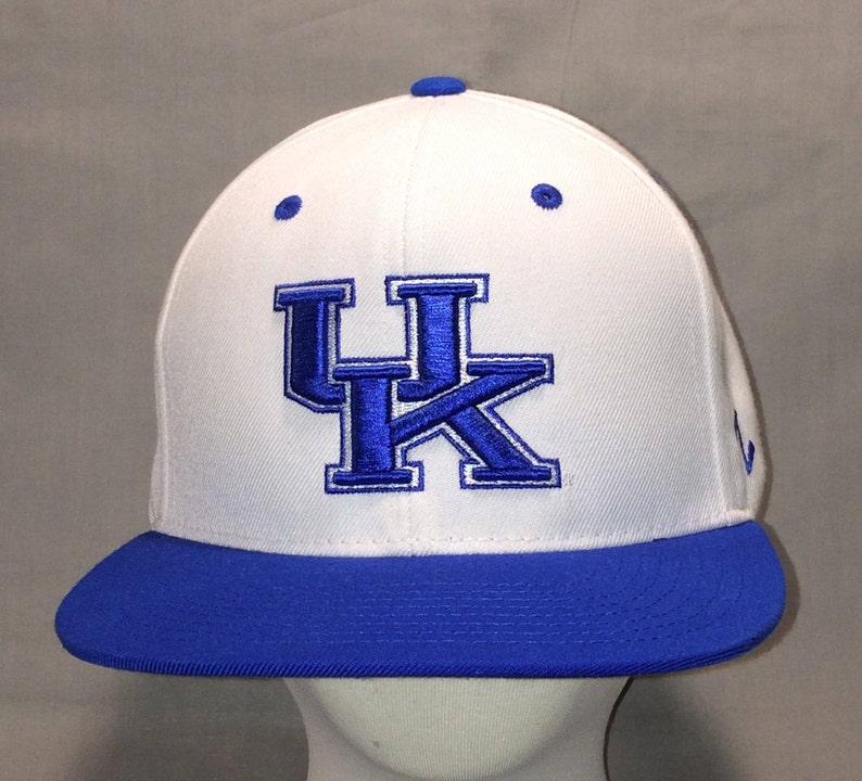 new style 0c742 e720d University of Kentucky Snapback Hat Wildcats Baseball Cap NCAA   Etsy