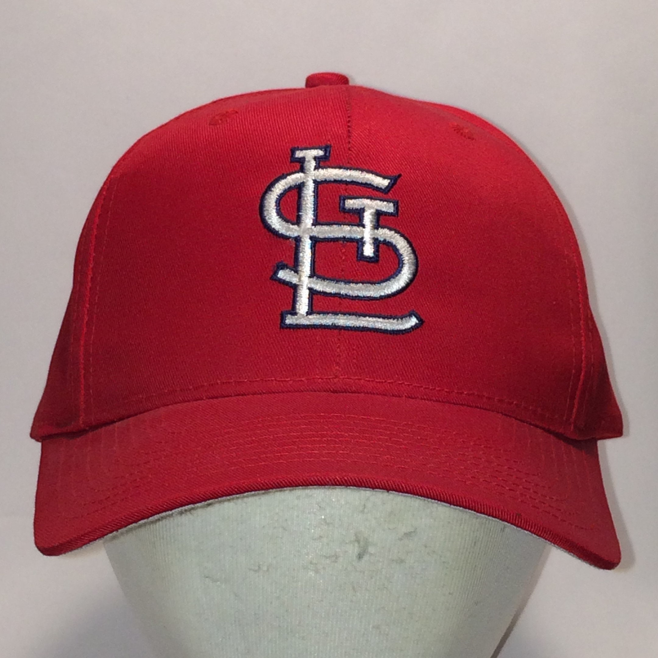 a4d8dd64 Vintage St Louis Cardinals Snapback Hat Logo 7 MLB Baseball Cap Red White  Sports Dad Hats Caps Gifts For Him T14 M7103