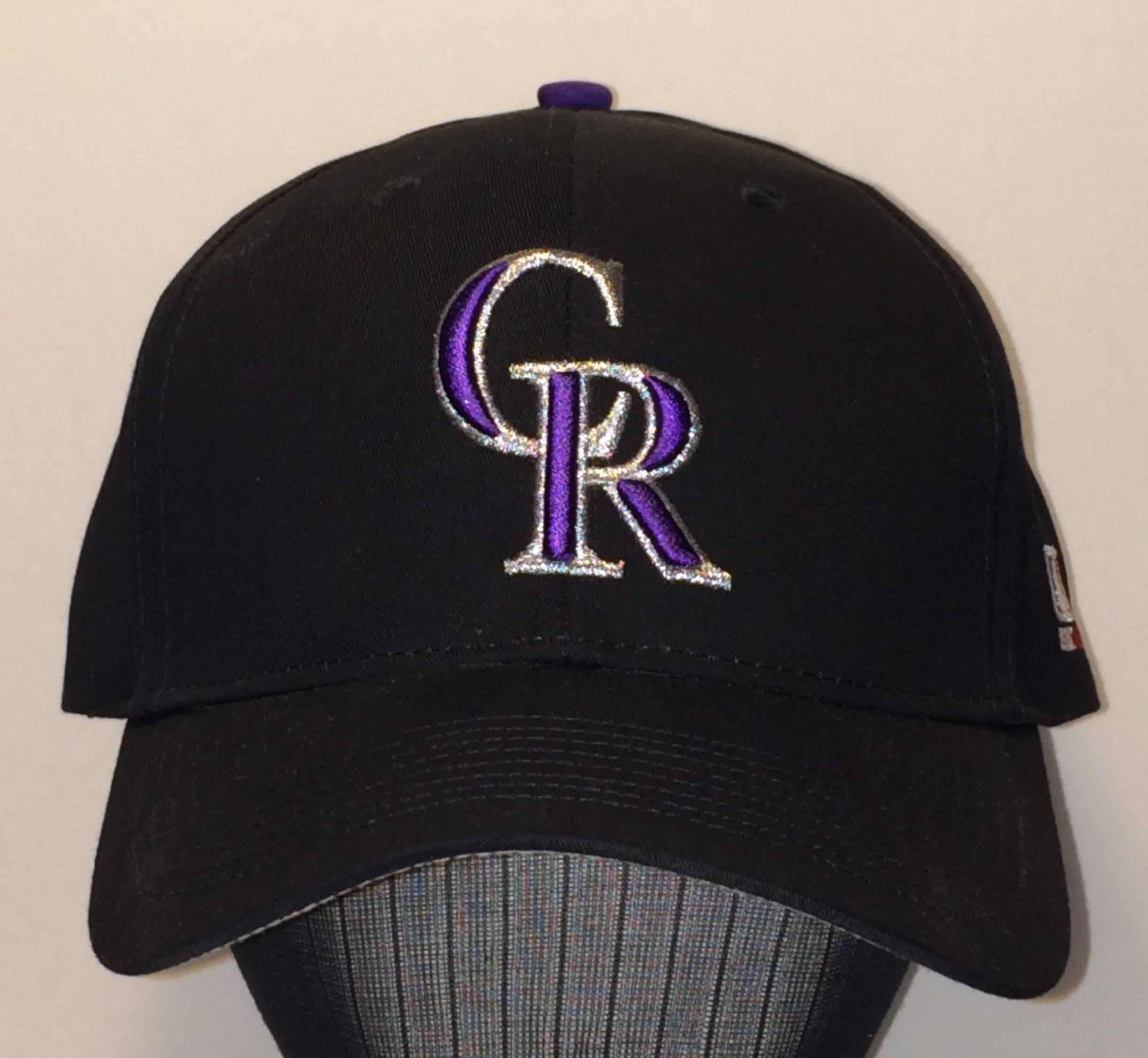 65eb749fc77 Vintage Baseball Cap Colorado Baseball Hat Snapback Hat