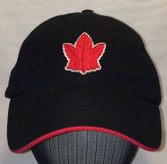 Maple Leaf Canada Day Unisex Baseball Cap Highly Breathable Sport Hats Adjustable Trucker Caps Dad-Hat