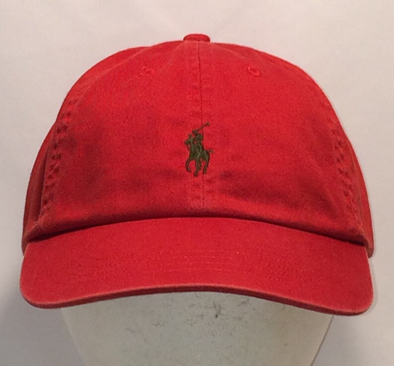 Polo Ralph Lauren Hat Vintage Strapback Baseball Cap Hats For  2e68fb967a6