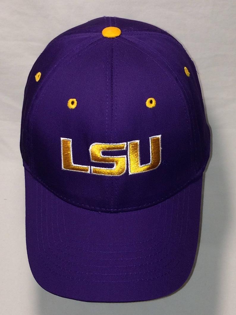7d44026da7a47 Vintage LSU Tigers Football NCAA College Louisiana State