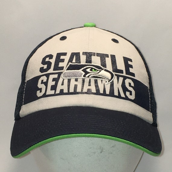 Vintage Seattle Hat Seahawks Baseball Cap Dad Hats