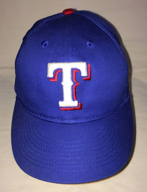 Texas Rangers YOUTH Baseball Cap Team MLB Kids Hat Embroidered  85f1e1f0a08