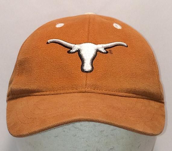 Kids Hats University of Texas Longhorns Baseball Cap Burnt  ae53835cc843