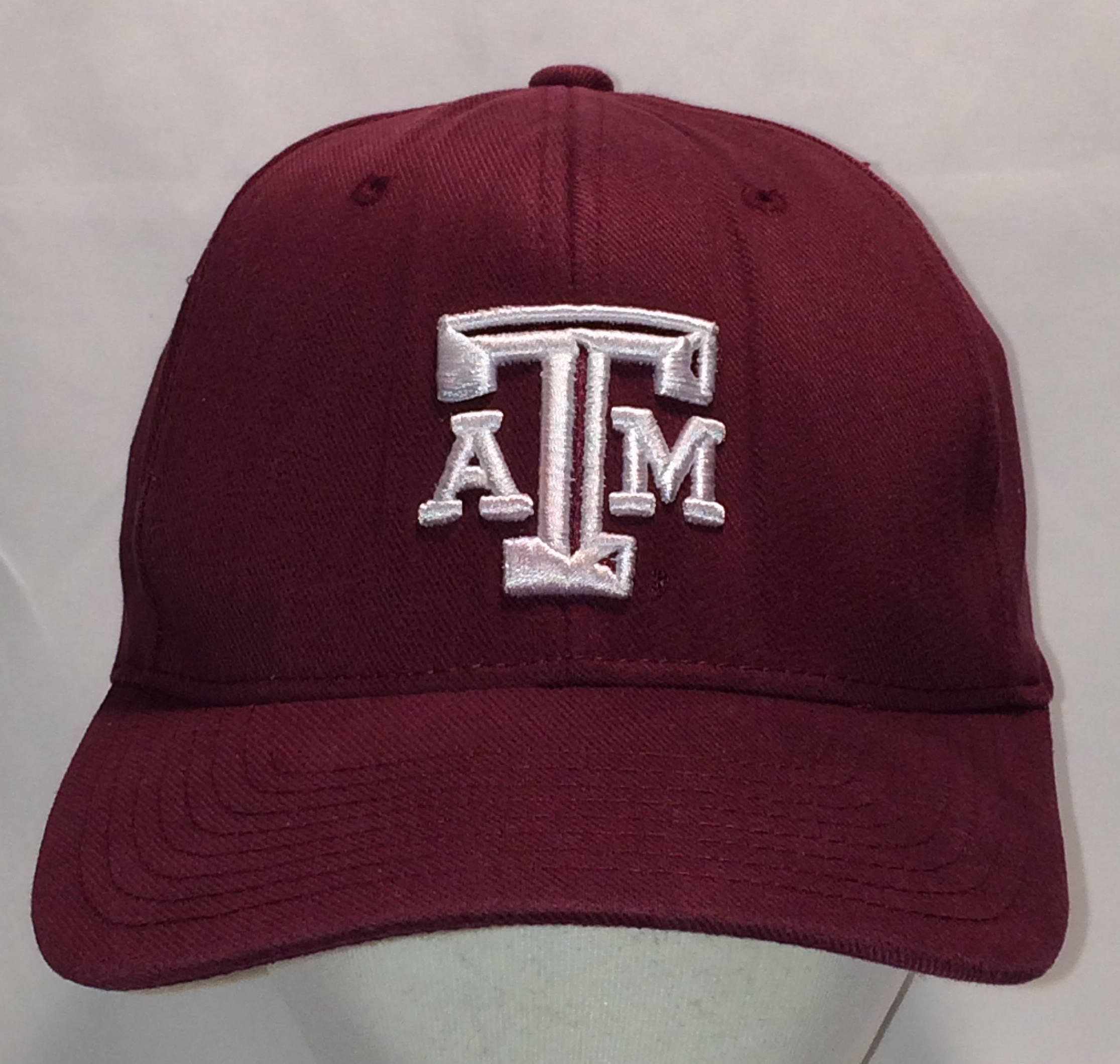premium selection 07723 8240d Vintage Nike Swoosh Hat Texas A and M University Baseball Cap   Etsy