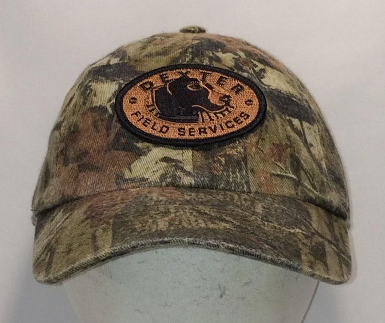 c8c6e1b78f2ed0 Vintage Hunting Hat Caps Richardson Baseball Cap Brown Green | Etsy