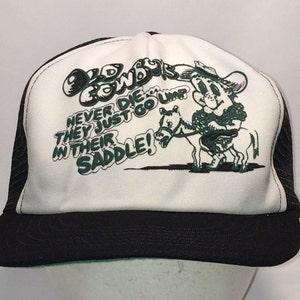 Vintage Cummins Onan Snapback Hat C Baseball Cap Dad Hats RV Generator Equipment Red Black White Sports Caps Cool Gifts For Men T37 F1029