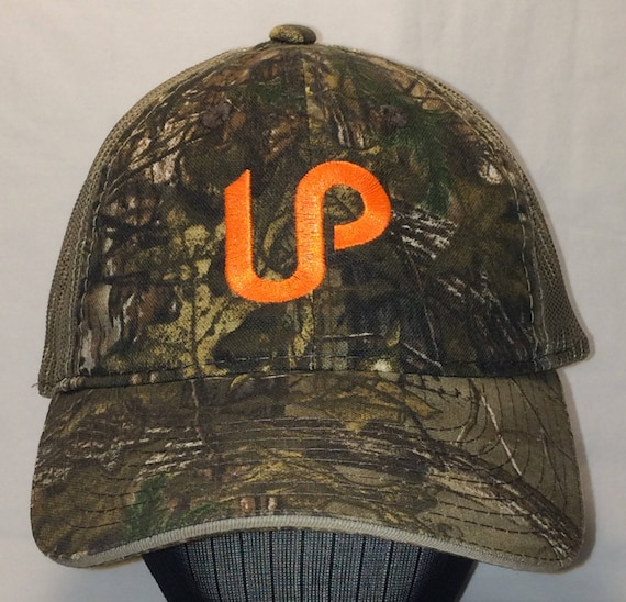 a0f0b7aced2ca Vintage LP Hat Realtree Camo Camouflage Louisiana Pacific